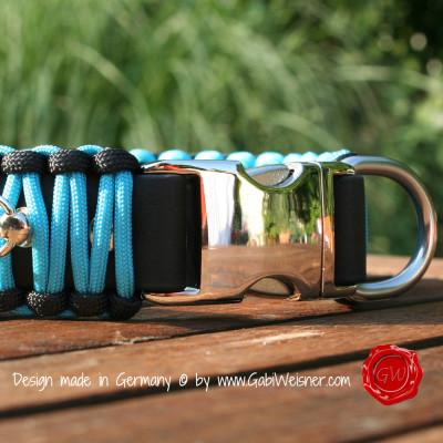 Schwimmhalsband mit Klickverschluss