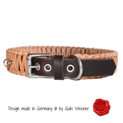 Hundehalsband-Leder-natur-3,5cm-gabi-weisner-1