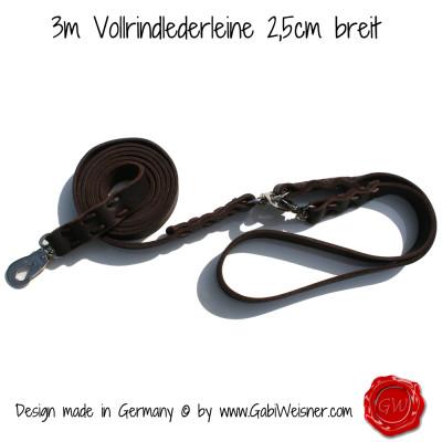 3meter-LederLeine-2