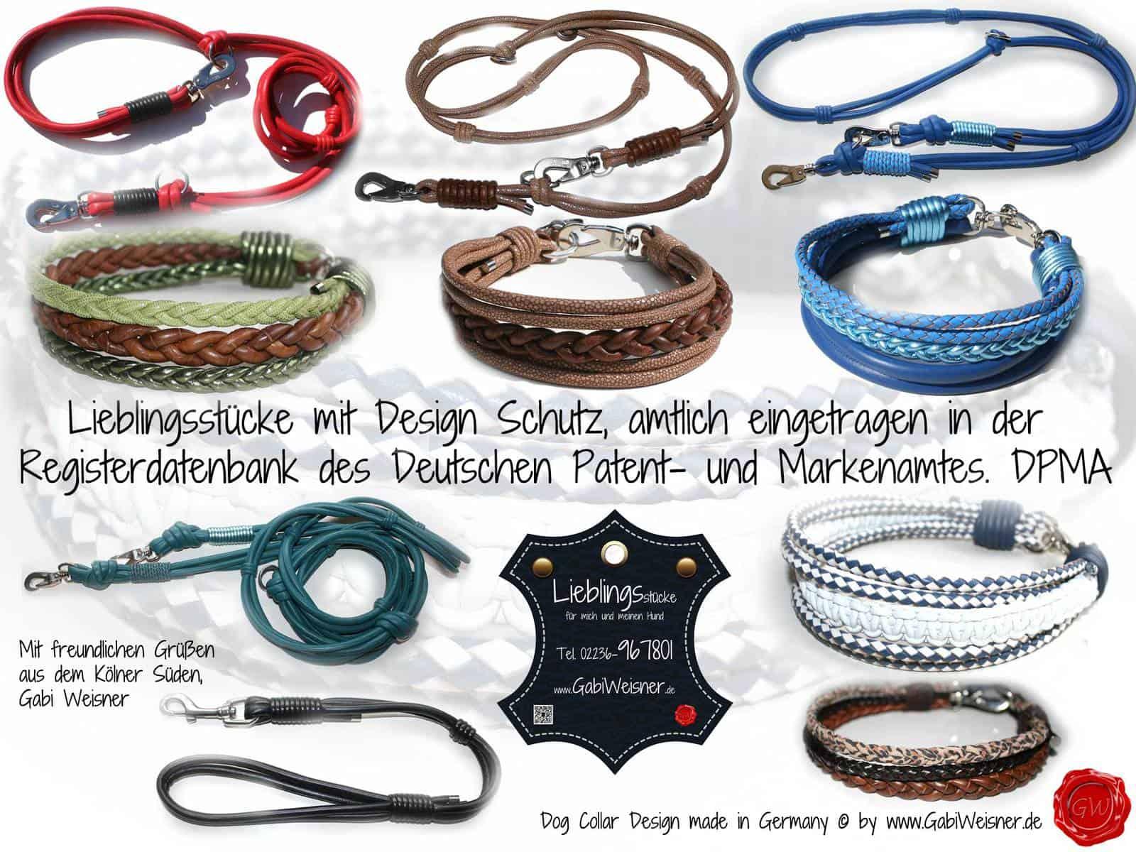 Hundehalsband made in Germany