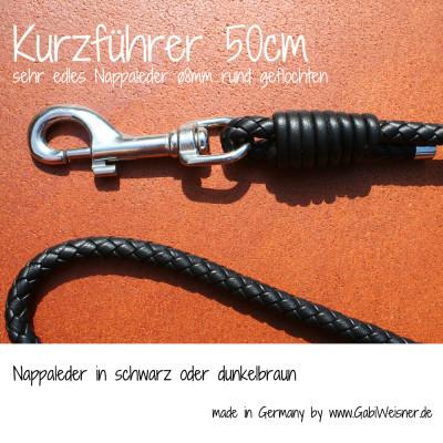 Kurzführer-für-Hunde-Nappaleder-ø8mm-GabiWeisner-3