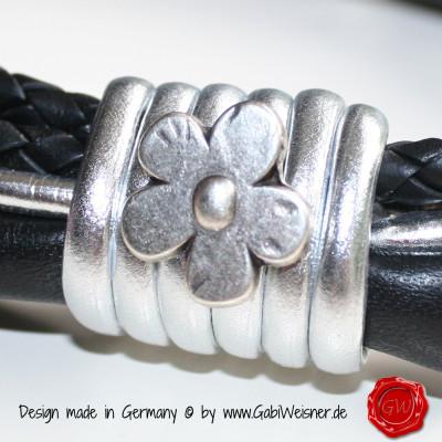 Lederhalsband-6-reihig-für-kleine-Hunde-5