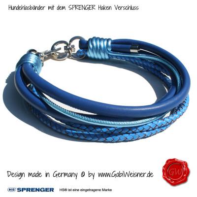 Hundehalsband-SPRENGER-HAKEN-GABIWEISNER-blau-1
