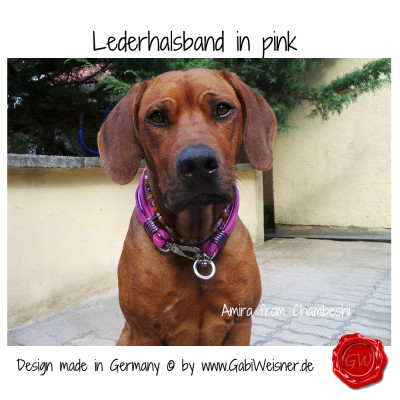 Lederhalsband-8-reihig-pink-Amira-from-Chambeshi-1