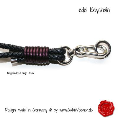 Keychain-ø8mm-Nappaleder-45cm-2