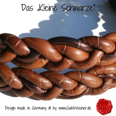 """Das-""""Kleine-Schwarze""""braun"""