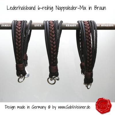 Lederhalsband-6-reihig-by-GabiWeisner-4