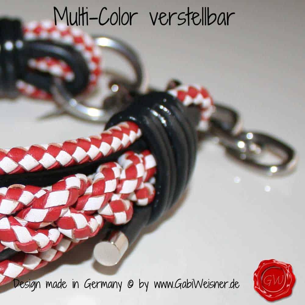 Multi-Color-rot-weiß-schwarz-verstellbar-2