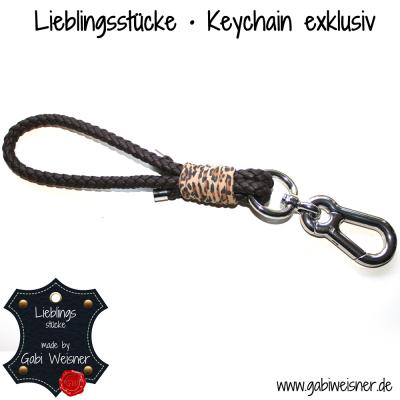 Lieblingsstücke-Keychain-exklusiv-Nappaleder-geflochten-8mm