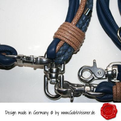 Lederhalsband-und-Lederleine-Nappaleder-in-dunkelblau-1