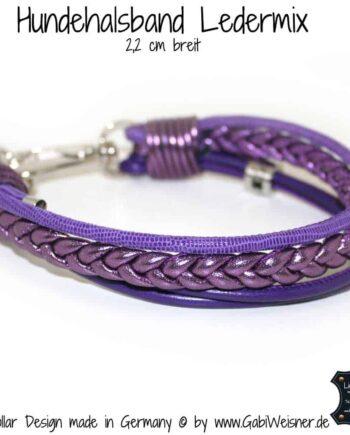 Mini Halsband 2 cm breit