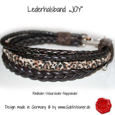 Hundehalsband-Lederhalsband-Joy-1