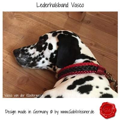 Hundehalsband-Lederhalsband-Vasco-3