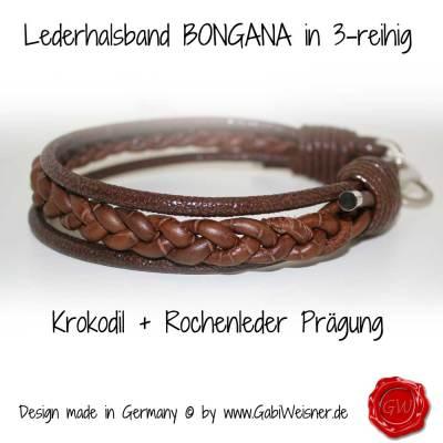 Lederhalsband-BONGANA-in-3-reihig-1