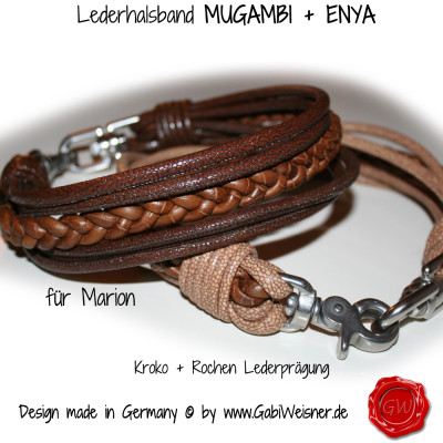 Lederhalsband-MUGAMBI-+-ENYA-10