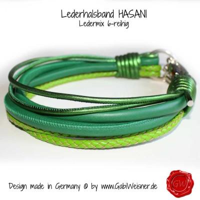 Lederhalsband-Hasani-grün-1