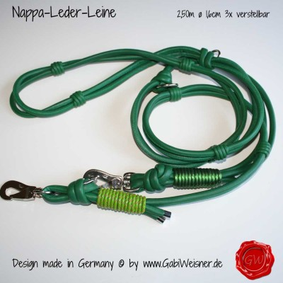 Nappa-Leder-Leine-grün-1