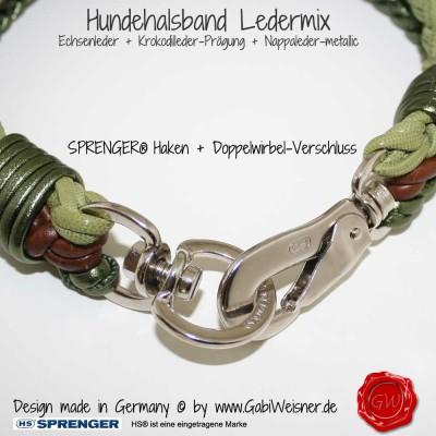 Hundehalsband-Lederhalsband-Ledermix-3
