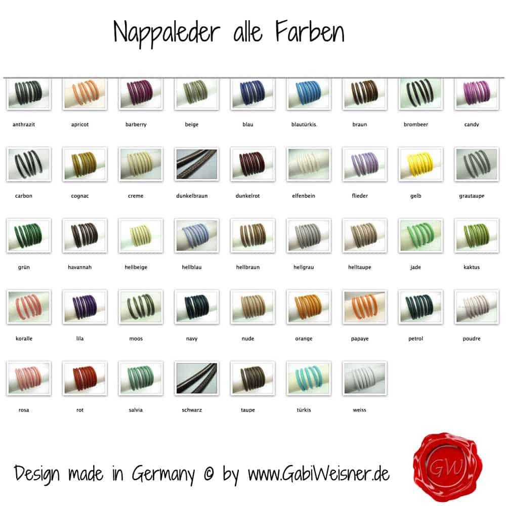 Nappa-alle-Farben