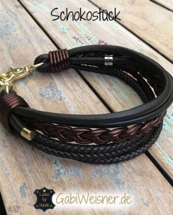 Hundehalsband 6 cm breit
