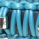 Hundehalsband Nappaleder