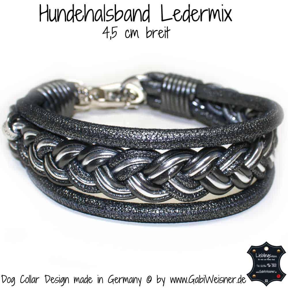 Hundehalsband-Ledermix-4,5-cm-breit-2