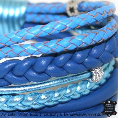 Windhundhalsband 5 cm breit