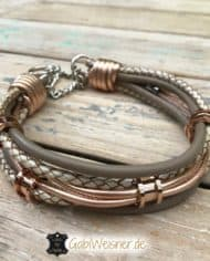 Hundehalsband-mit-5-Tunnel-in-Rosegold-22