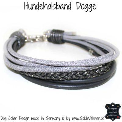 Hundehalsband Dogge