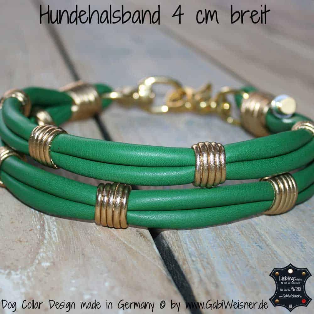hundehalsband-leder-gru%cc%88n-gold-2