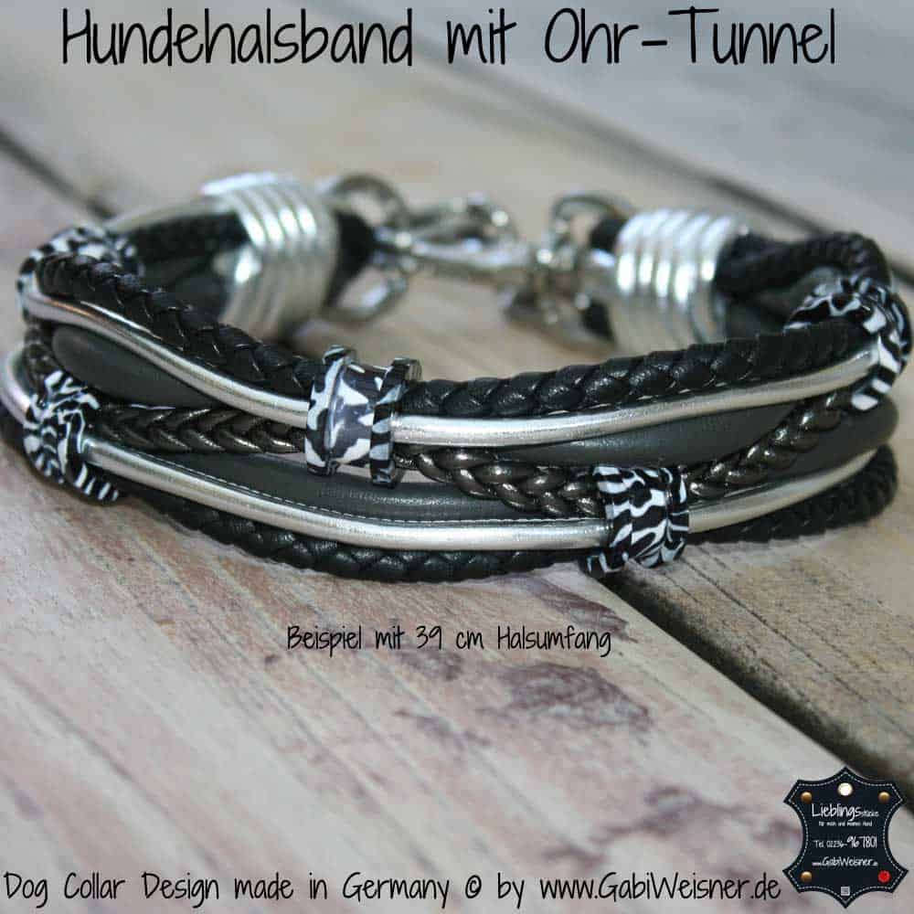 hundehalsband-leder-mit-ohr-tunnel-zebra-1