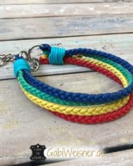 hundehalsband-regenbogen-5-farben-1