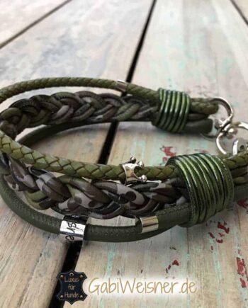 außergewöhnliches Hundehalsband