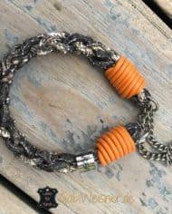 mini-halsband-zugstopp-schlangenleder-pragung-2