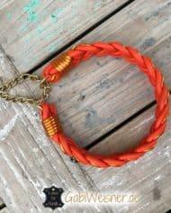 zugstopp-halsband-geflochten-leder-orange-2