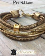 mini-halsband-leder-3-ohr-tunnel-vergoldet-3