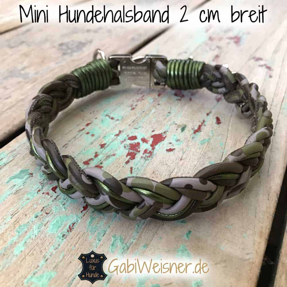 Mini Hundehalsband