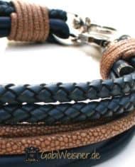 hundehalsband-leder-blau-beige-1