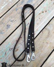 Hundeleine-Fettleder-2-cm-breit-sprenger-haken