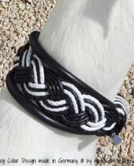 hundehalsband-leder-schwarz-weiss-5-cm-breit-5