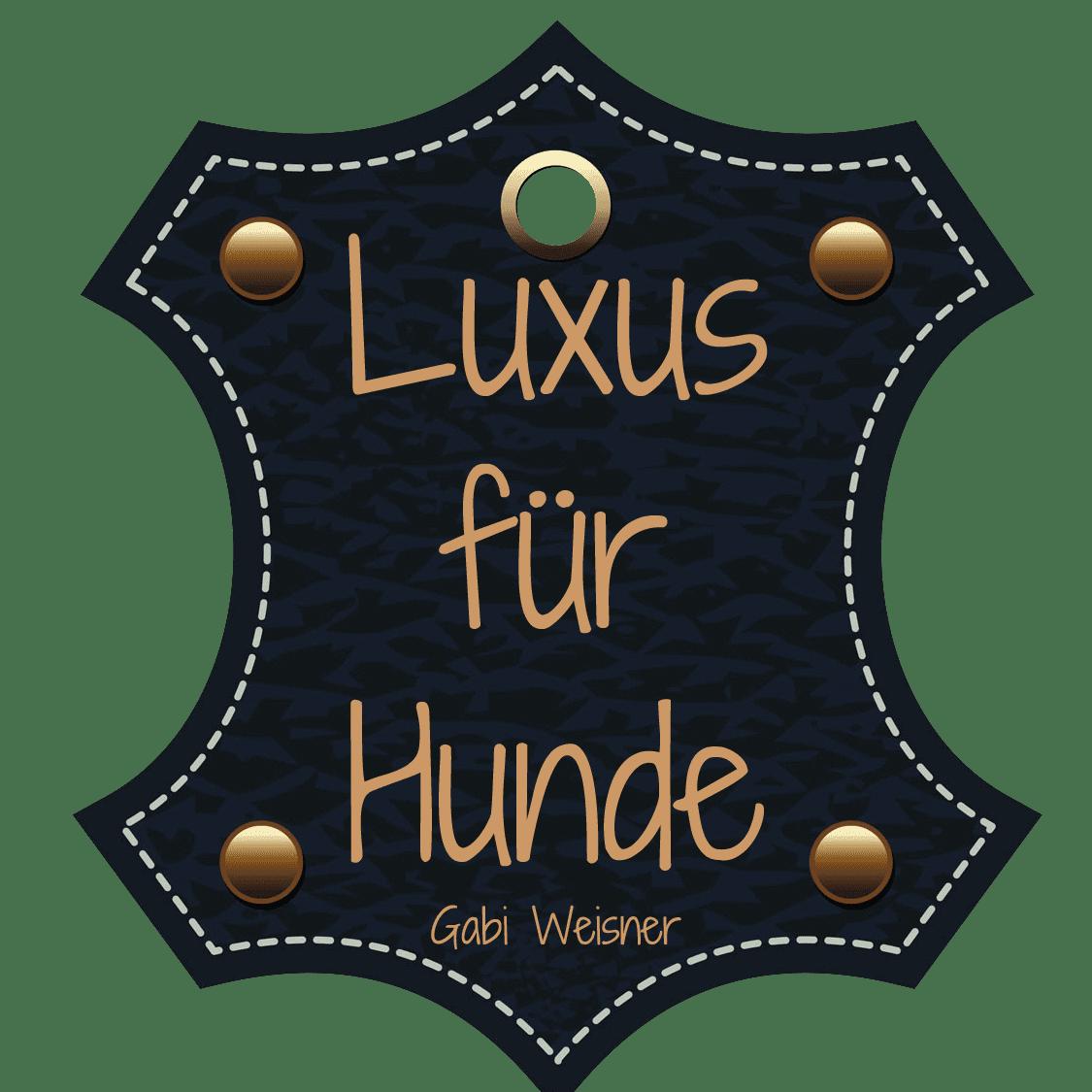 Hundehalsband Leder • Luxus für Hunde