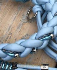 hundehalsband-hellblau-metallic-4