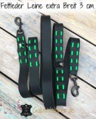 fettleder-leine-extra-breit-3-cm-schwarz-neon-grun-2