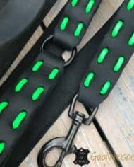 fettleder-leine-extra-breit-3-cm-schwarz-neon-grun-9