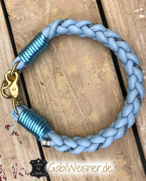 Halsband für Hunde mit langen Haaren