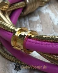 hundehalsband-pink-gold-ohr-tunnel-2