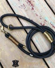 hundeleine-leder-8-mm-blau-gold-2