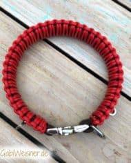 Lederhalsband-mit-Klickverschluss-Leder-Rot-3