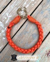 hundehalsband-rund-geflochten-orange-1