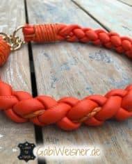hundehalsband-rund-geflochten-orange-2